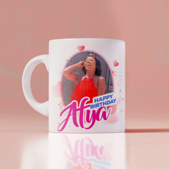 Custom Mug for souvenirs, birthdays, parties, funerals and special occasions Design and customization Print Planet Ghana